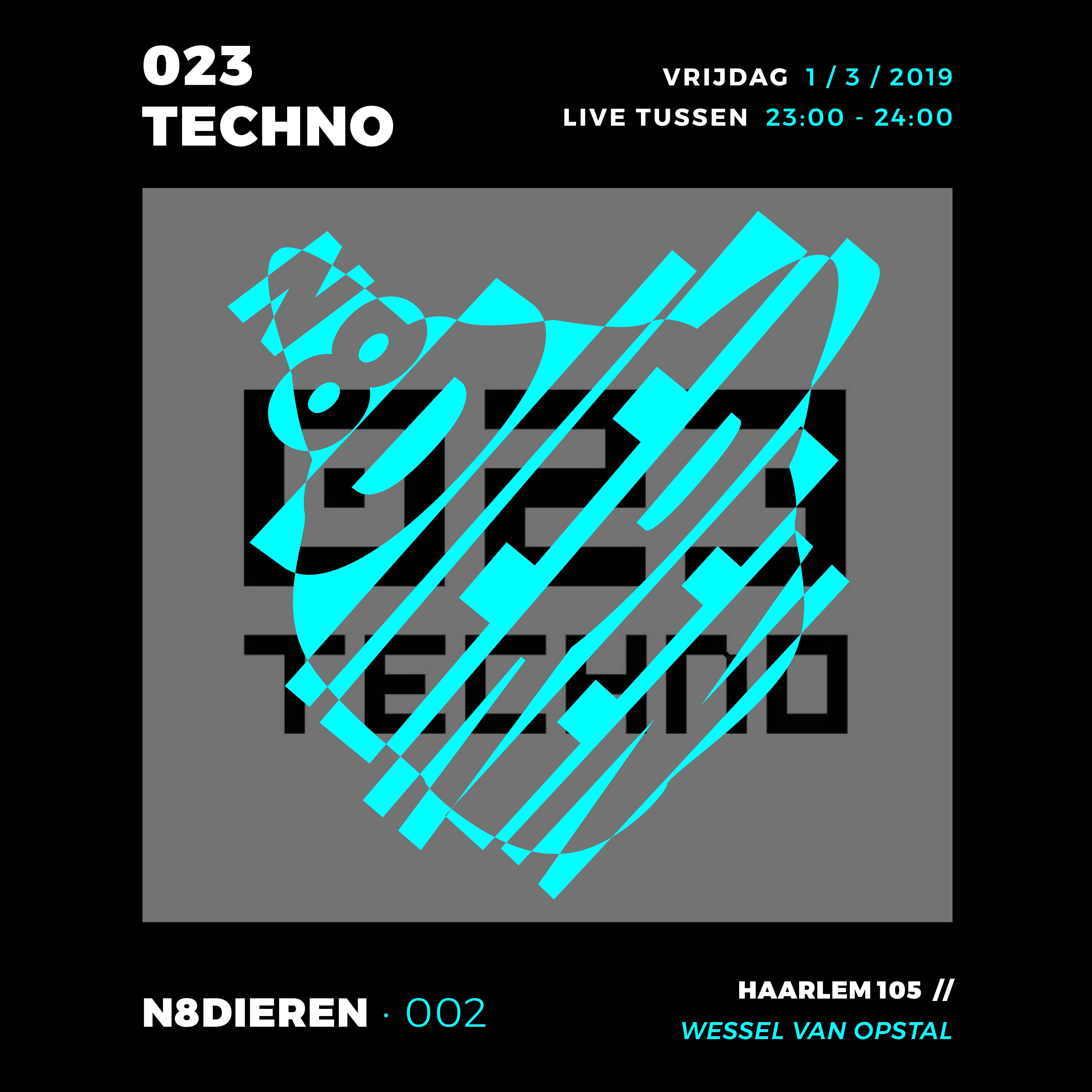 023 Techno x N8dieren