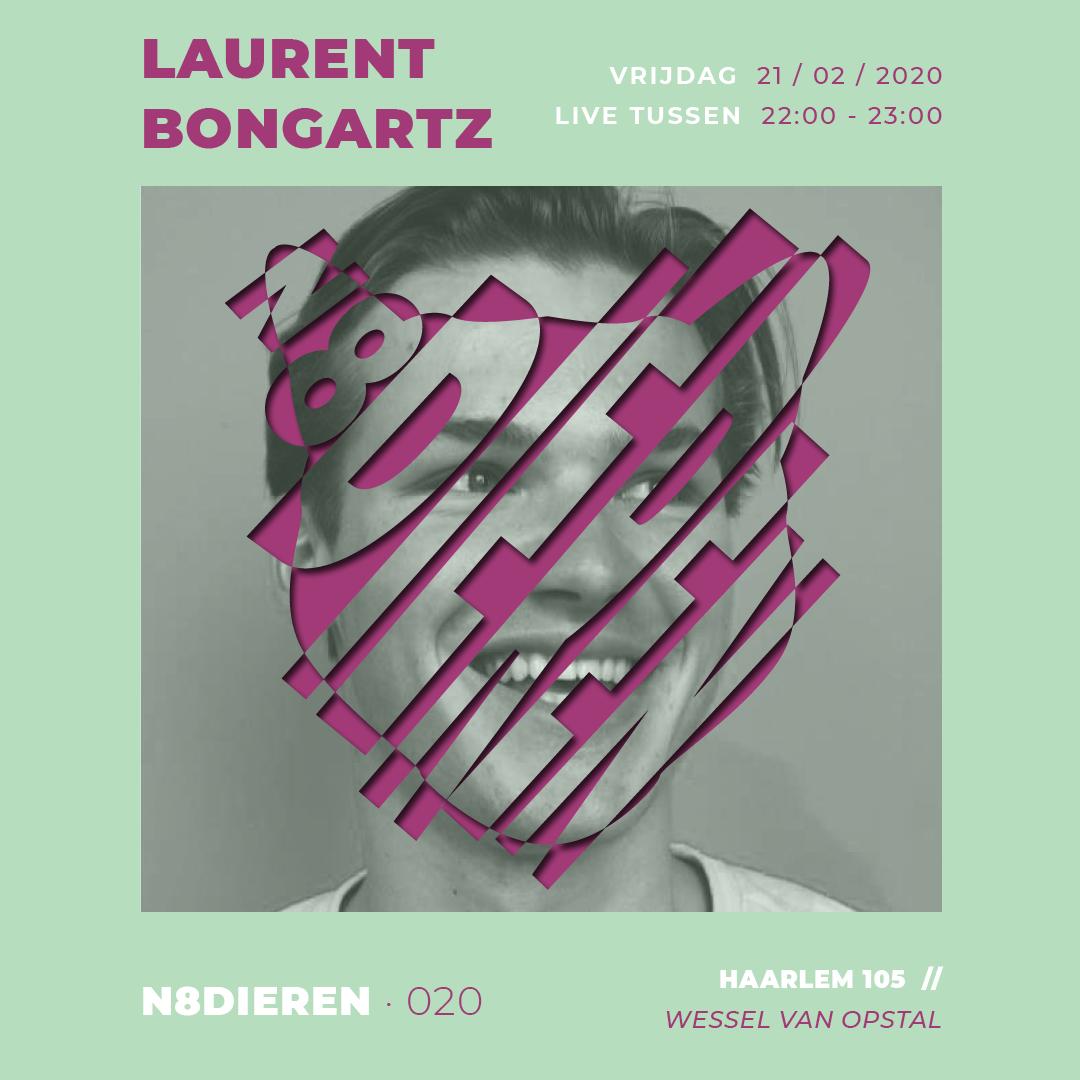 Laurent Bongartz x N8dieren